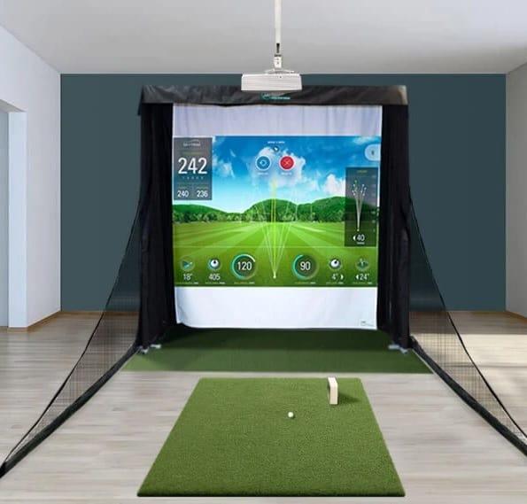 SkyTrak Compact Golf Simulator