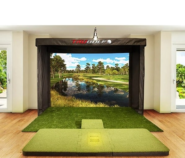 TruGolf Vista 12 Golf Simulator